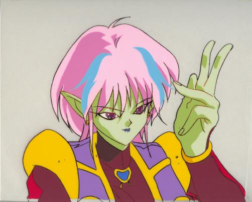 Alien Ann Cel