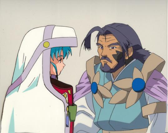 Azaka & Sasami!!!!