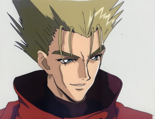 Handsome Vash Profile!!!!