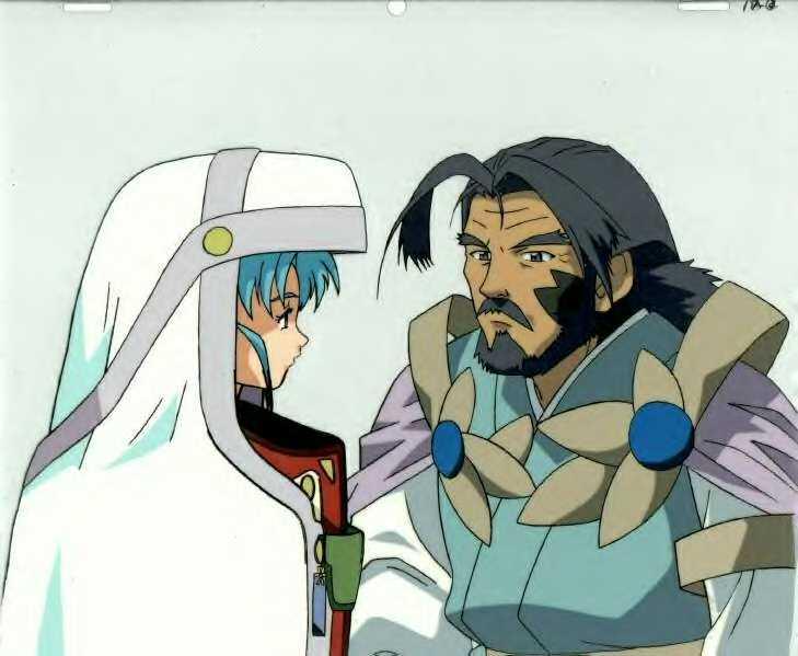 Azaka & Princess Sasami