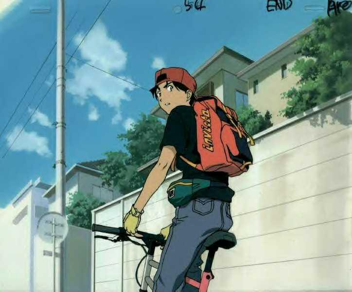 1st Episode  Kintaro on Bike