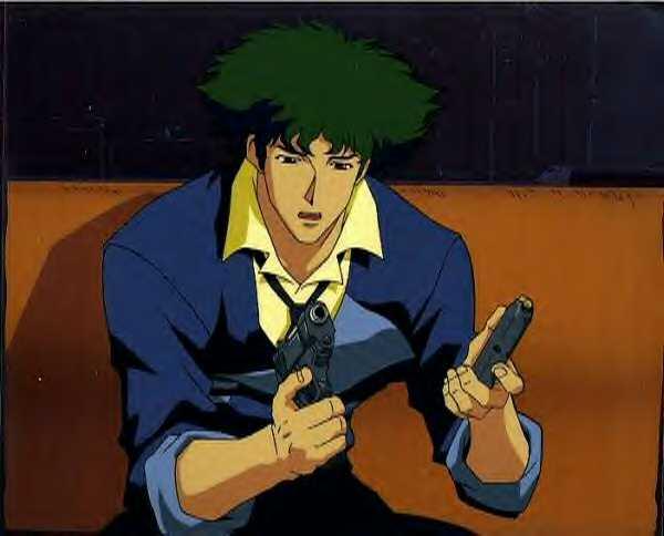 Spike w/ Gun